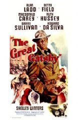 The Great Gatsby 1949 DVD - Alan Ladd / Betty Field